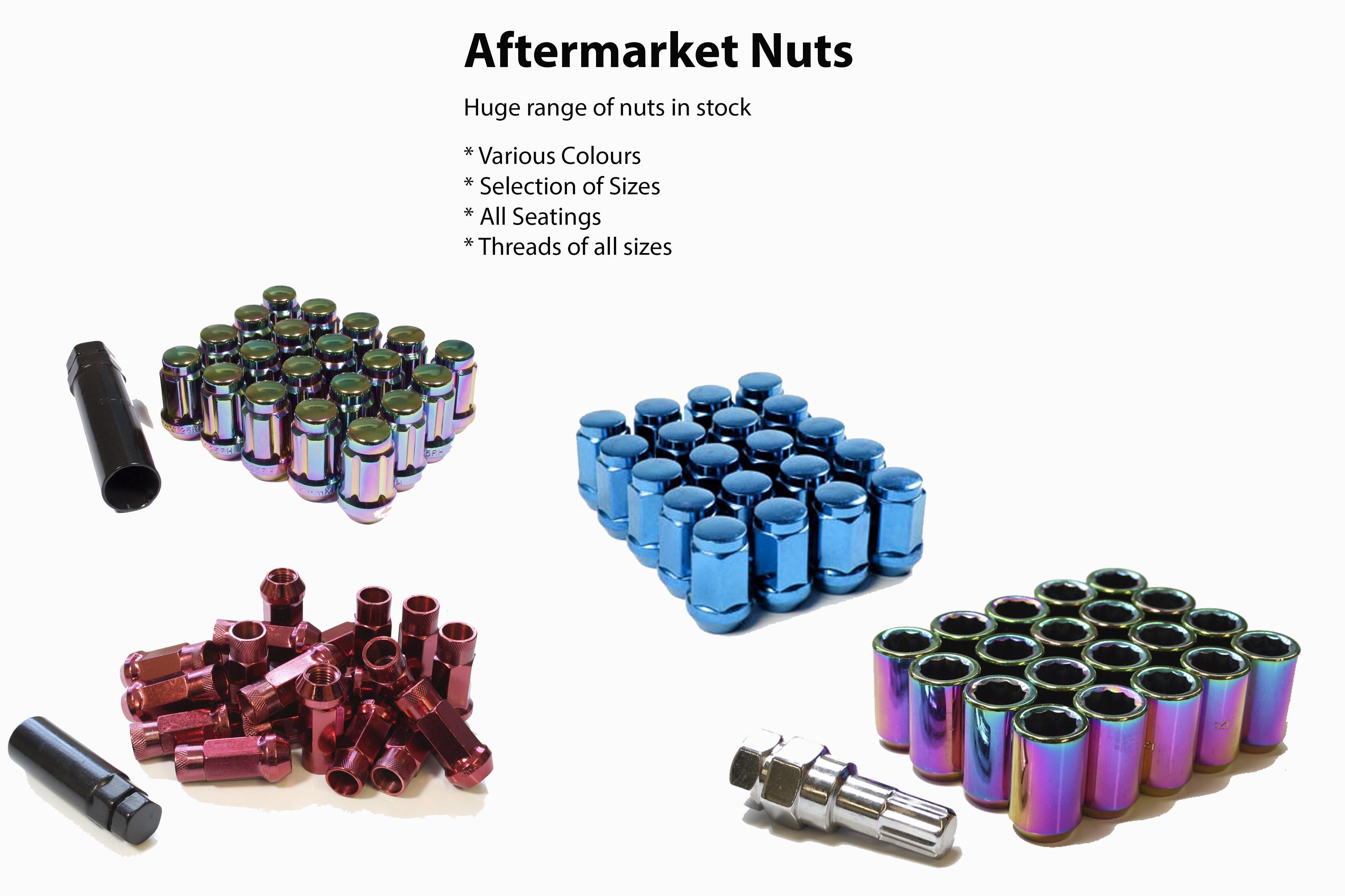 Aftermarket Wheel Nuts