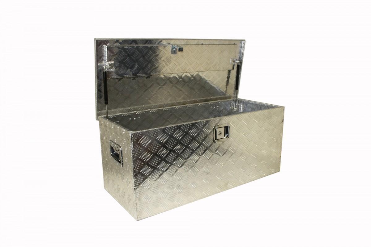 Aluminium Tool Box 101x41.5x42.5 (fits Pickup)