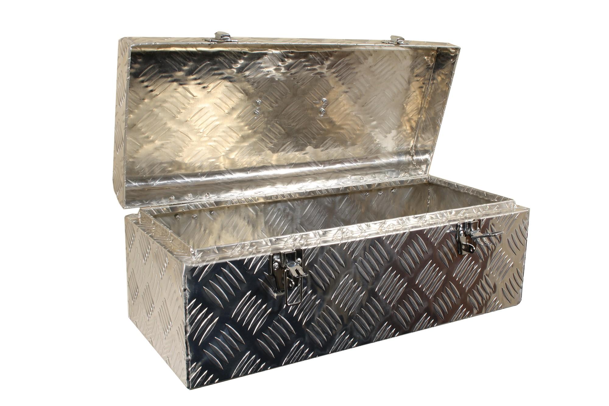 Aluminium Tool Box - 54x25x24