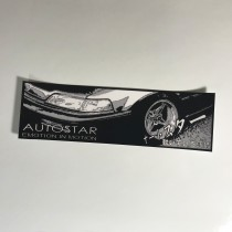 AutoStar Slap Sticker - EF Civic