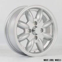 White Label JB 13x5.0 4x101.6 ET20 Silver