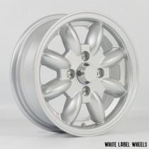 White Label JB 13x5.0 4x101.6 ET20 Silver