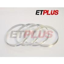 Aluminium Spigot Rings