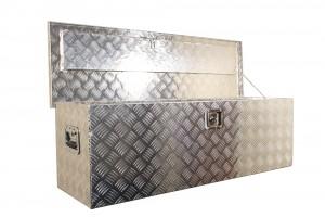 Aluminium Tool Box 125x40x40
