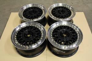 """BBS RM005 RM used wheels 15"""" 4x108"""